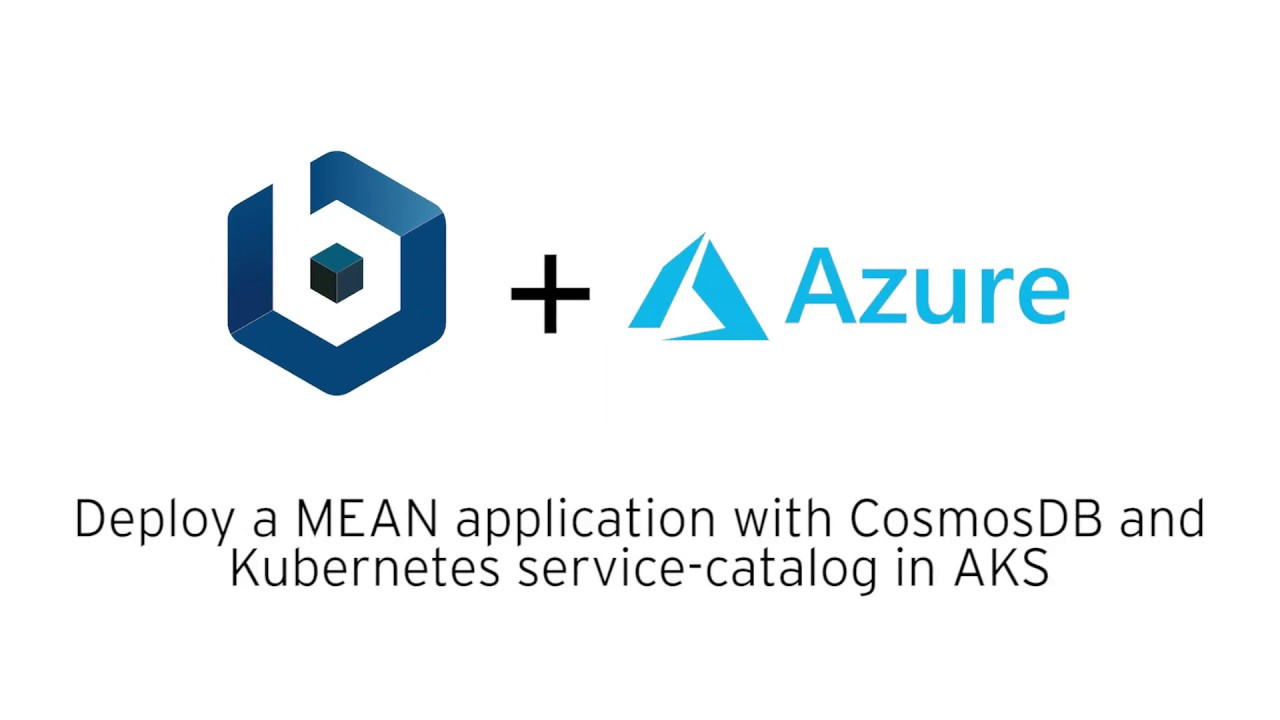 Deploy a MEAN Application with CosmosDB on AKS using the Open