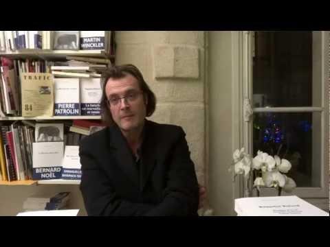 Vidéo de Pierre Jonin
