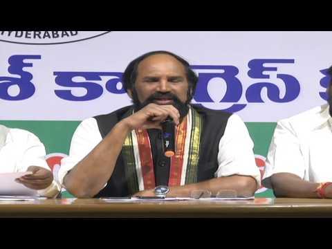 TPCC Chief Uttam Kumar Reddy | Press Meet after Telangana Election Results | ABN Telugu