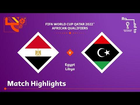 Egypt Libya Goals And Highlights