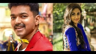 One more Pretty actress to join in Vijay 60? Keerthi Suresh, Vijay, Aparna Vinod