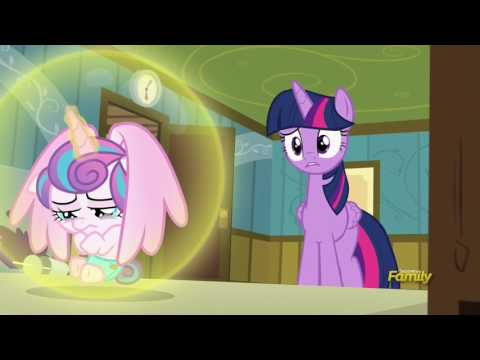 Twilight gets angry at Flurry - A Flurry of Emotions