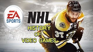 History of NHL (1991-2017) - Video Game History