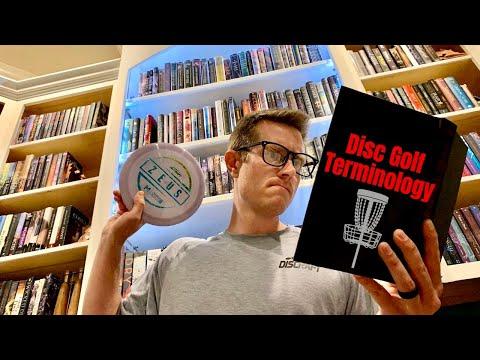 Disc Golf Terminology