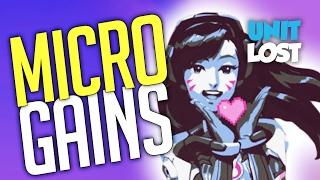 Overwatch - Micro Gains Concept - SCREW Rank, Focus On Improving!