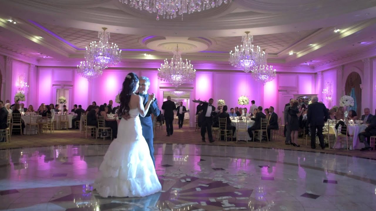 wedding at the rockleigh country club