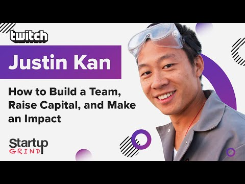 How to Build a Team, Raise Capital, and Make an Impact | Startup Q&A with Justin Kan (Twitch, YC)