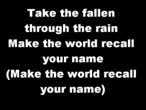 The Rasmus - Mysteria with Lyrics