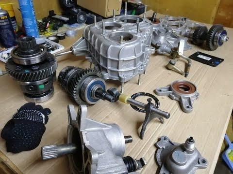 ремонт раздатки нива шевроле 2123, замена сальников
