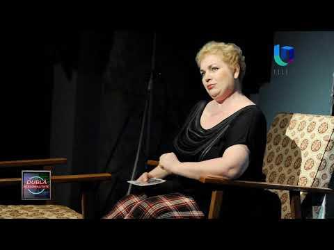 TeleU: Dublă personalitate: Invitat- Isolde Cobeț, actriță
