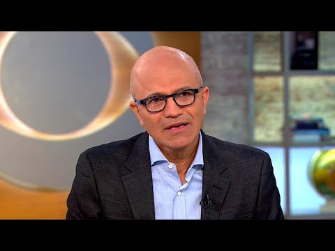 Microsoft CEO Satya Nadella on creating a culture that fosters ideas