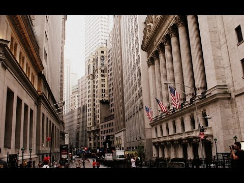 New York | Wall Street Money Never Sleeps 1 Full Documentary