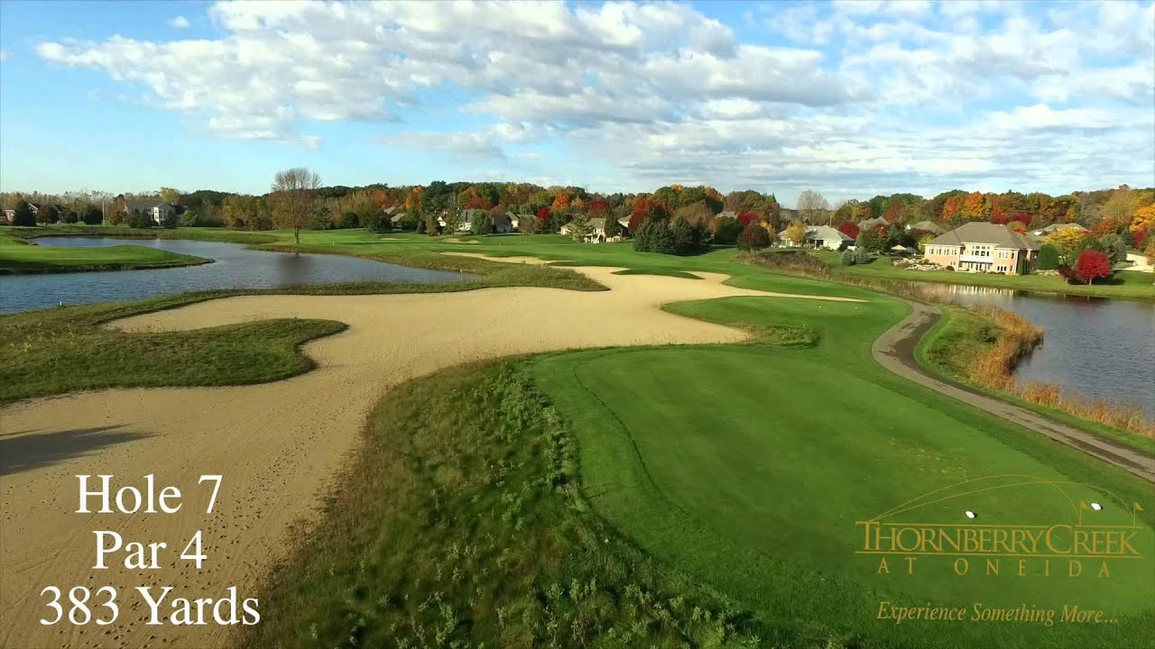 Thornberry Creek Golf Course Flyover   YouTube Thornberry Creek Golf Course Flyover