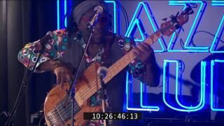 richard bona bass solo manu katché quartet live montreux jazz club