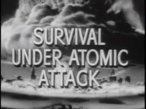 Survival Under Atomic Attack 1951 Civil Defense Film