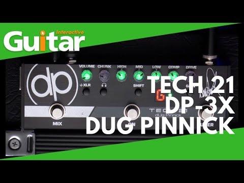 Tech 21 DP-3X dUg Pinnick Bass Pedal | Review