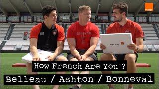CHRIS ASHTON / ANTHONY BELLEAU / HUGO BONNEVAL - How French Are You ? - Parce que Toulon
