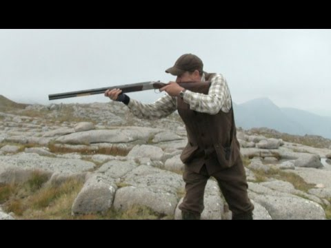 The Shooting Show – Argyll ptarmigan and white hare PLUS extreme testing of Geco ammo
