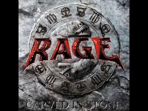 RAGE - CARVED IN STONE (FULL ALBUM)