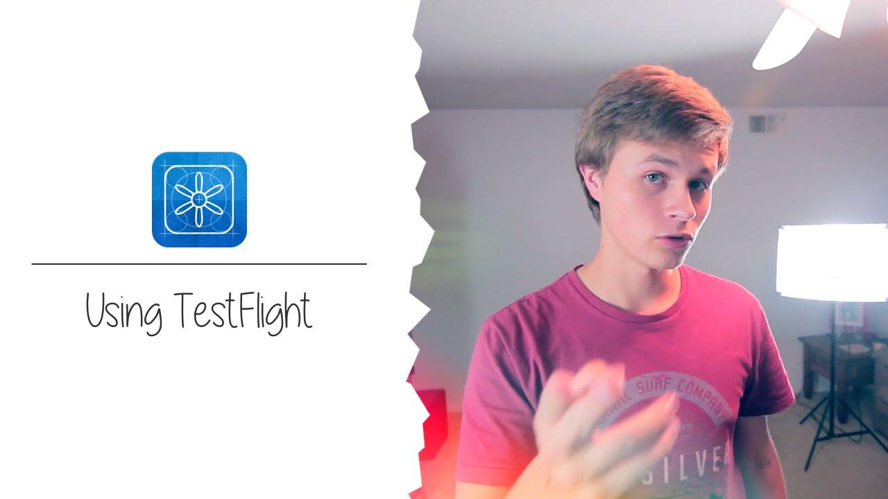 Using TestFlight! (Xcode)