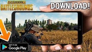 PUBG Battlegrounds OFICIAL (Android e iOS) Os Cara vem na COVARDIA...