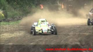 Autocross EP 2011   Ledde/Tecklenburg  -  Horror Crash - Glenn Wouters
