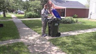 Iowa City Update: New Recycling Carts