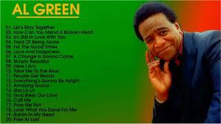 Al Green Greatest Hits- Al Green Best Songs - Al Green Full Live