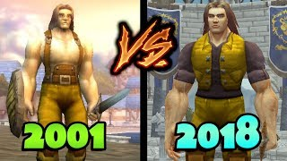 The Evolution Of World of Warcraft: From 2001-2018