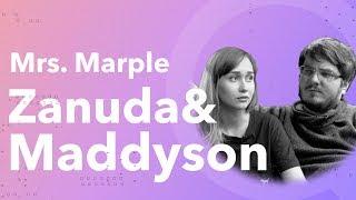 Mrs. Marple l Maddyson & Zanuda: Пробуем в подкаст