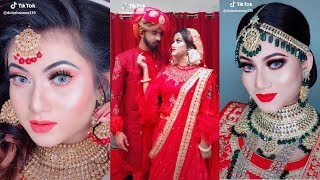 Best TikTok Bridal videos | #Makeup #wedding #gorgeous #Indian #TikTok #music.ly