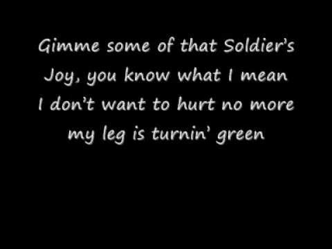 Guy Clark - Soldier's Joy, 1864 (Lyrics)