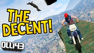 THE BIG DECENT! Olli43 vs Geo23 - Episode 15 (GTA 5 Funny Moments)