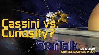 Do we have to choose between Cassini and Curiosity?