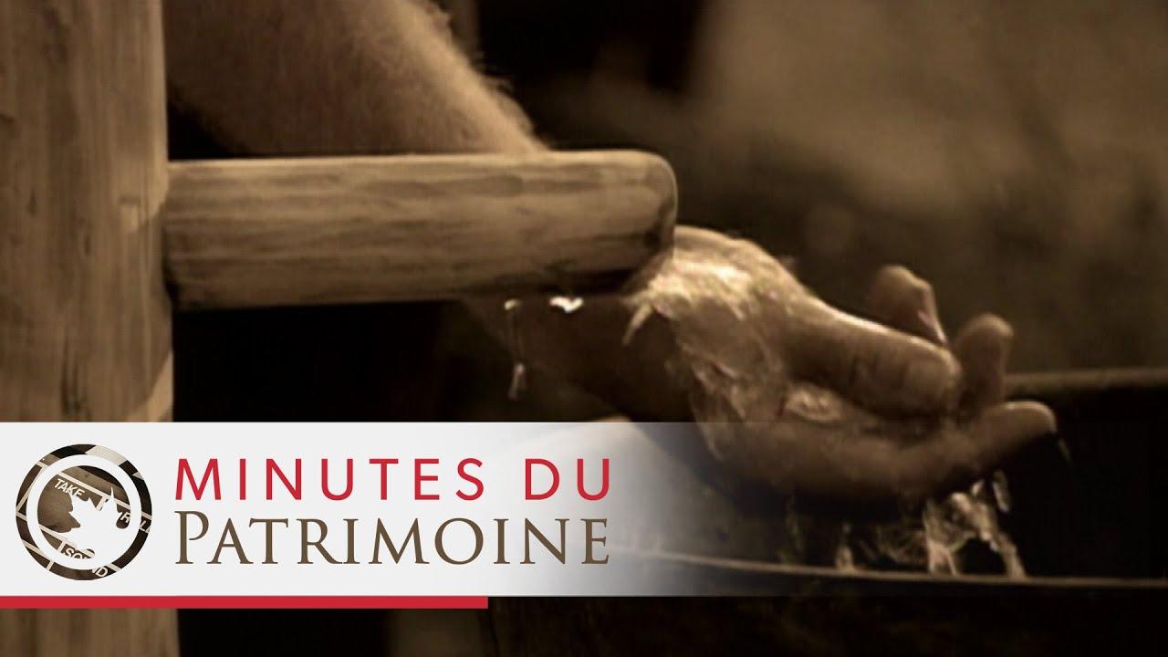 Minutes du patrimoine : La Pompe