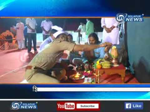 ShivaPrakash   IN SOLAPUR NEWS