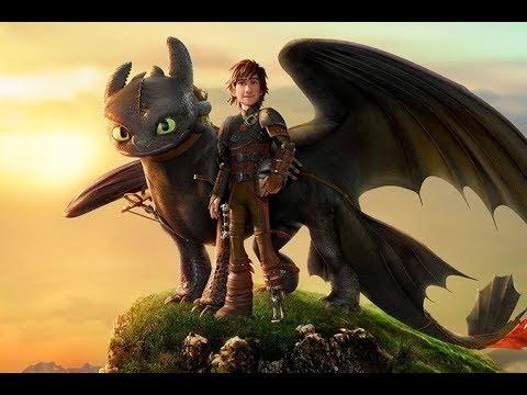 Мультфильм как приручить дракона 1 часть смотреть