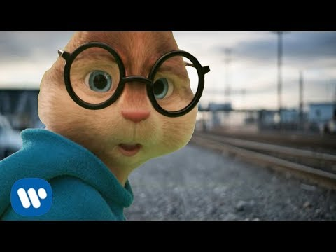 Ed Sheeran - Shape Of You Alvin And The Chipmunks
