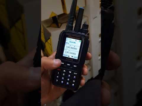 Wouxun KG-V55 phone