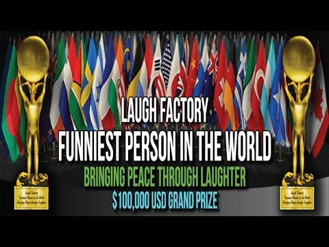 Funniest Person in the World 2016 - Semi-Finalists Announcement