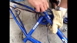Construction d'un Drift Trike