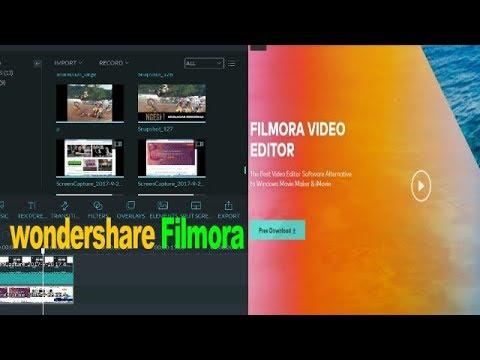 Cara Menggabungkan 2 Video Menjadi 1 Layar Dengan Wondershare Filmora Youtube