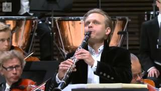 Erkki-Sven Tüür: Clarinet Concerto - Christoffer Sundqvist (1/2)