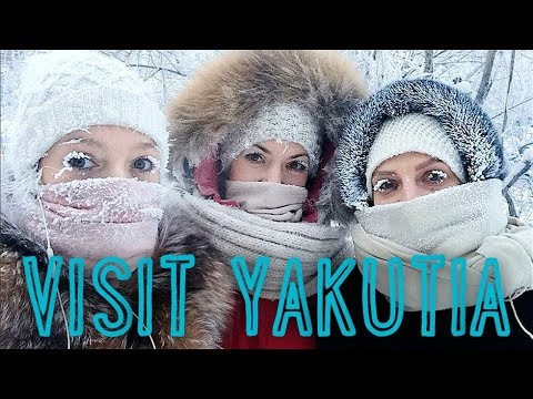 "Do You Like ""Exotic"" Winter? More And More Tourists Visit Russia's Frozen Yakutia! -76°F / -60°C!"