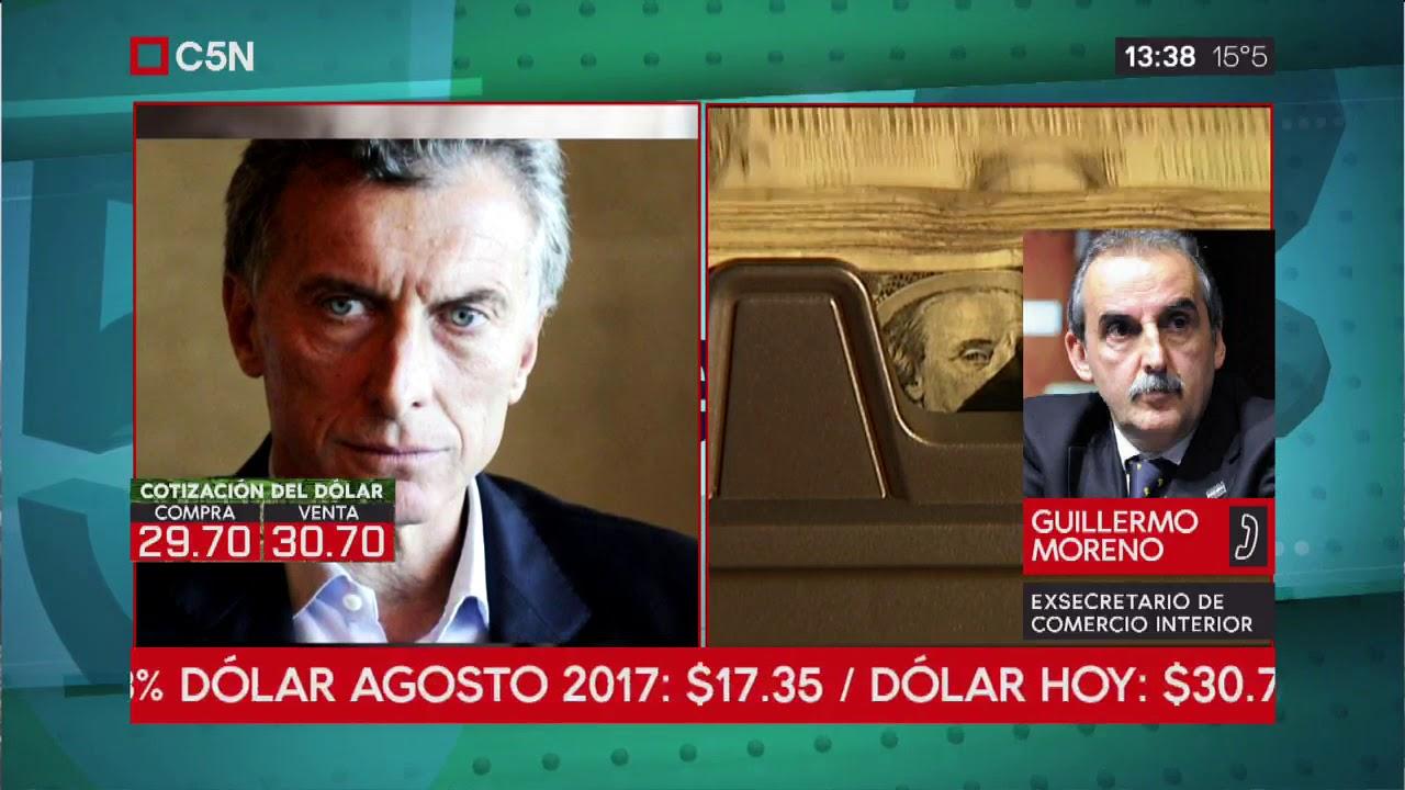 El dólar sin techo: Hoy rozó los $31