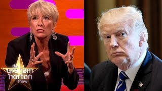 failzoom.com - Donald Trump Asked Out Emma Thompson! | The Graham Norton Show