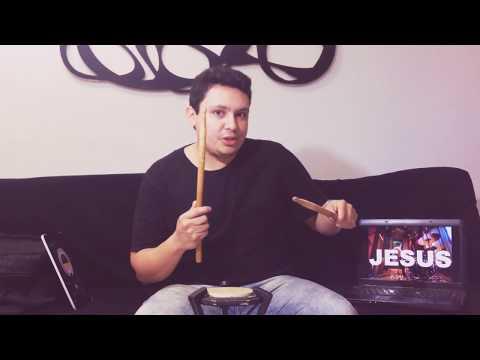 🔴 Ganhe Velocidade No Single Stroke Roll (Moeller Techinique) - Jonathas Alves
