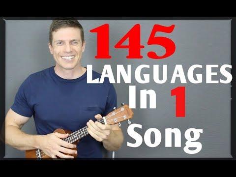 World Record – Australian Sings 145 Languages In 1 Song - Ăn Đu Đủ Is Not A Polyglot