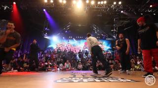 Flipside Dynasty Disorders vs Marlon Beast Nasty Nate - Freestyle Session 16 USA Tour
