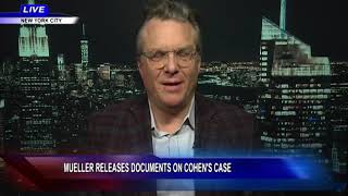 Mueller Releases Documents On Cohen's Case
